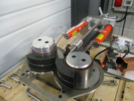 sertisseuse wireteknik pour sertissage de cable inox