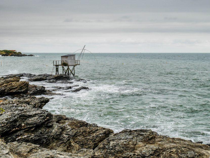 La corrosion de l'air marin